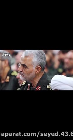 بیانات رهبر انقلاب و سخنرانی اخیر سردار سلیمانی درباره وعده الهی به حضرت موسی