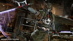 تریلر معرفی جانی کیج در Mortal Kombat 11 - زومجی