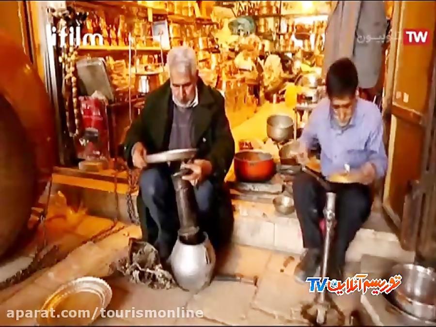 بازار گنجعلی خان کرمان (ایران شناسی)