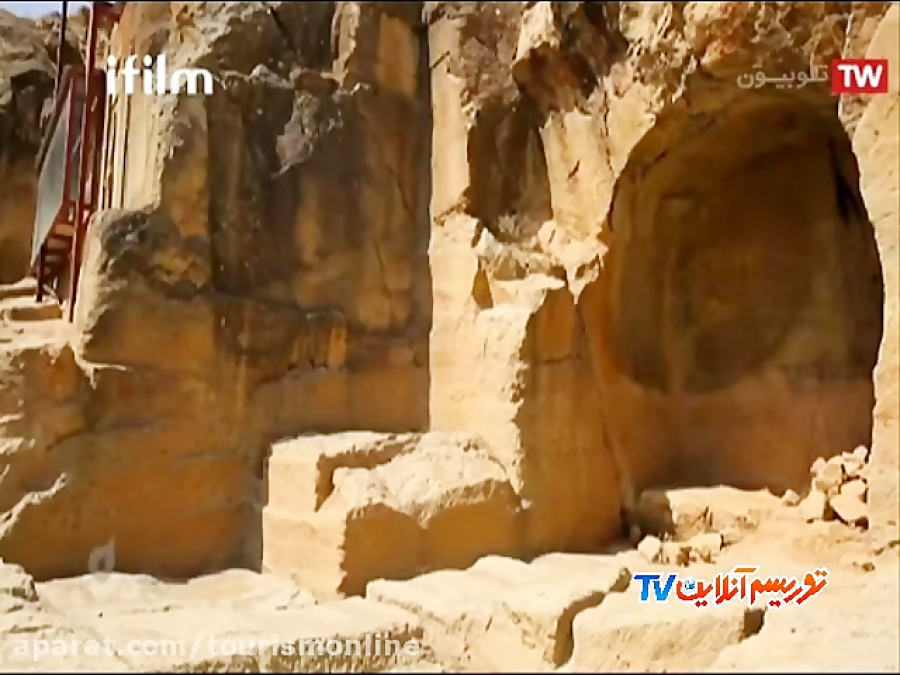 تپه های ماه نشان و معبد داش کسن در استان زنجان (ایران شناسی)