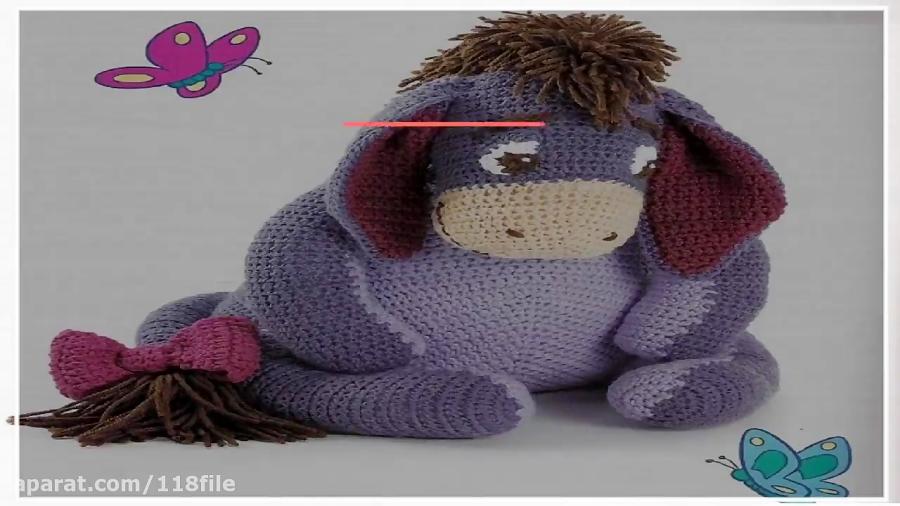 آموزش بافت عروسک آنشرلی-09130919448