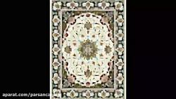قیمت فرش 1000 شانه تراکم 3000 کاشان