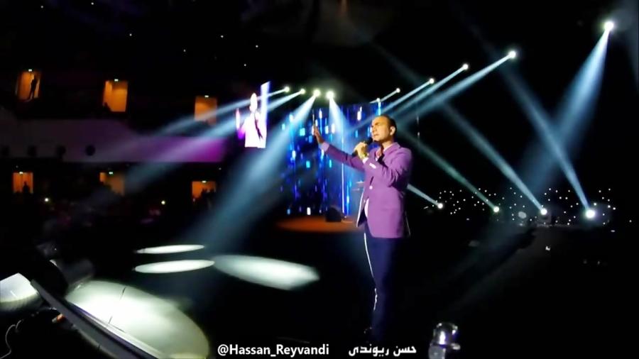Hasan Reyvandi - Concert Selection - Part 2 | حسن ریوندی - گلچین کنسرت - بخش 2