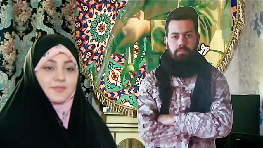 گزارش درباره شهید مدافع حرم مجید قربان خانی