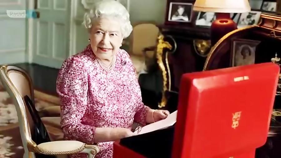 ملکه، همه کاره ای در پشت پرده
