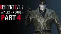 Resident Evil 2 Remake - قسمت چهارم - کاراگاه گجت وارد میشود