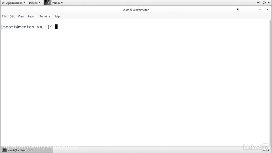 دانلود دوره لینوکس - نام میزبان سیستم را تنظیم کنید...