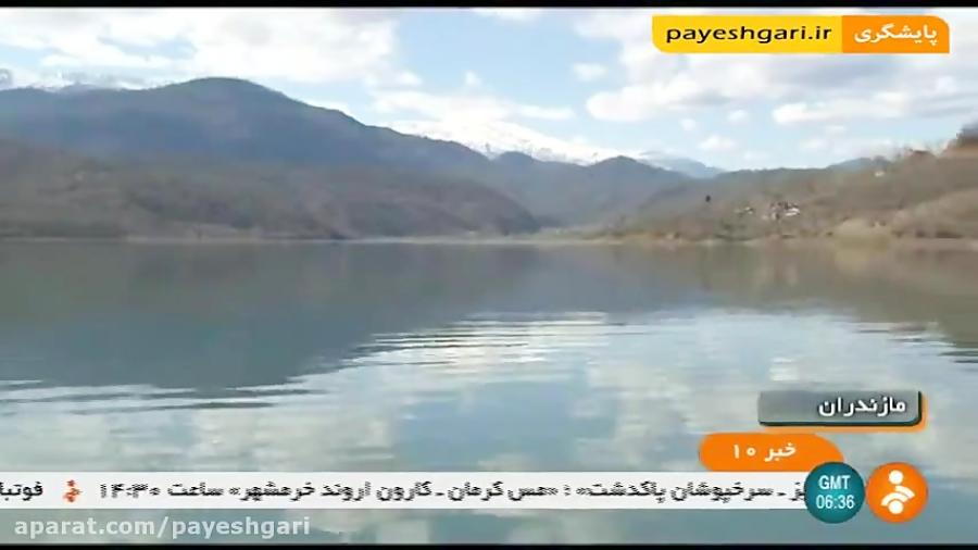 افزایش میزان بارندگی در استان مازندران