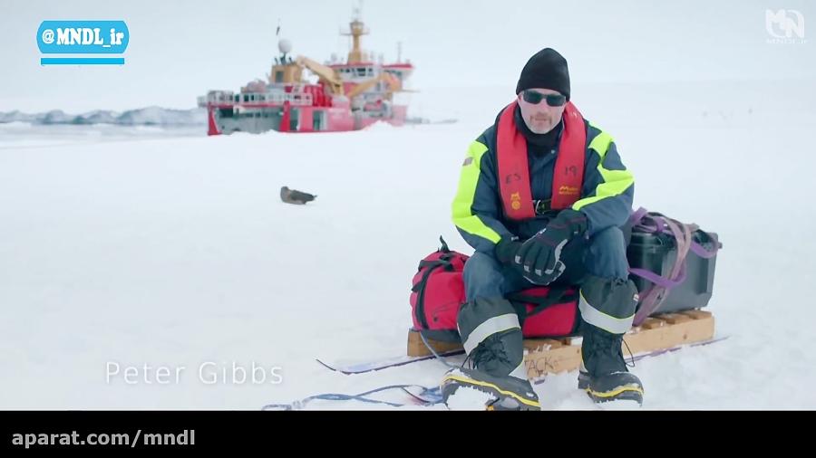 سری ششم دانستنی ها با دوبله فارسی - ایستگاه یخی جنوبگان