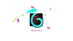 پروژه افترافکت نمایش لوگو با اشکال رنگی Shapes Logo Reveal Pack