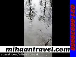 جنگل عباس اباد مازندران ایران