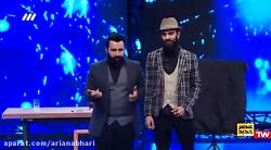 برنامه عصر جدید - قسمت پنجم شب پنجم - شرکت کننده سوم - محمد حیدری و محمد خواجی