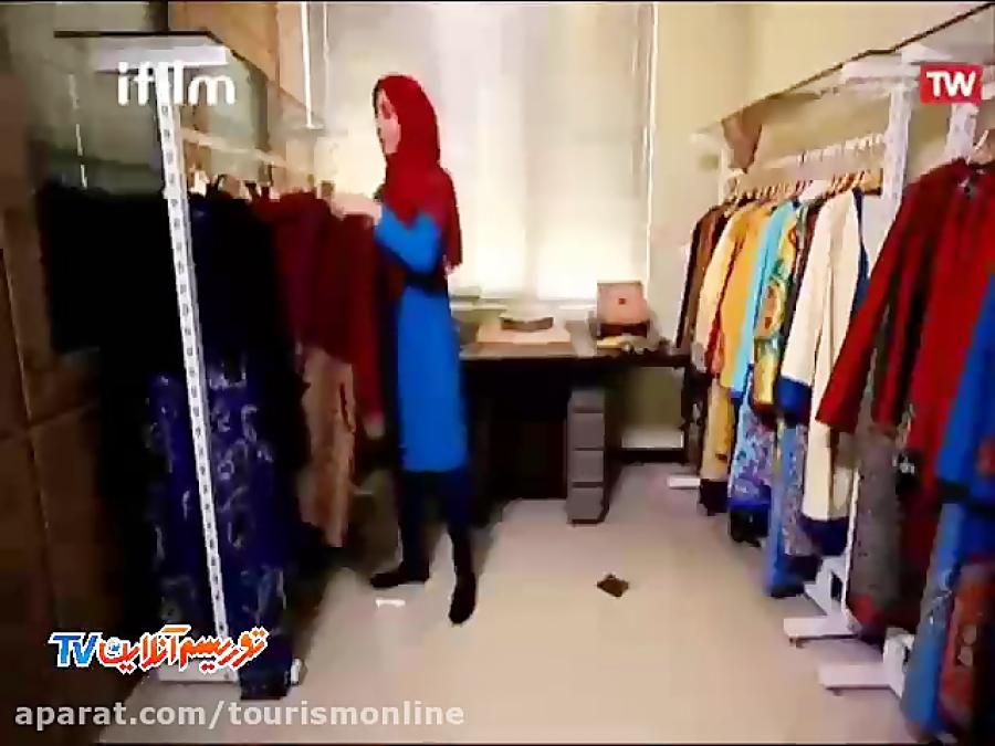 قدمت هنر طراحی پارچه در ایران (ایران شناسی)