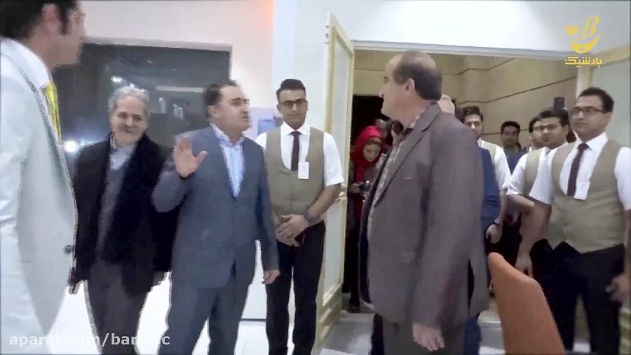 جشن افتتاح مرکز خدمات پوست و موی مردانه ژیوار