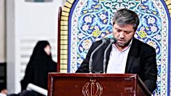 فیلم کامل مداحی نادر جوادی محضر رهبر انقلاب