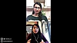 مصاحبه سارا حاجی رضایی با طراح مد و لباس