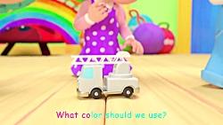آموزش زبان انگلیسی برای کودکان - آهنگ و ترانه شاد به زبان انگلیسی با زیرنویس 4