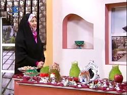 ویژه عید نوروز -  کاشت سبزه روی عروسک برای سفره هفت سین