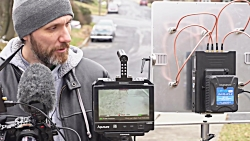 Crazy long range wireless video kit with m...