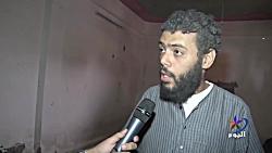 تسلیم شدن عناصر داعش به نیروهای دموکرات سوریه-دیرالزور