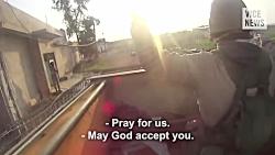 فیلم گوشی داعشی ها: کشته شدن عناصر داعش توسط ارتش عراق