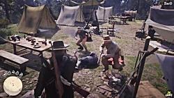 تریلر بازی - Red Dead Redemption 2