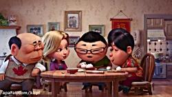 انیمیشن کوتاه Bao برنده اسکار بهترین انیمیشن کوتاه 2019