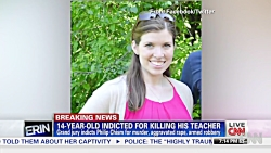 فیلم اول   تجاوز جنسی و قتل معلم ریاضی توسط نوجوان آمریکایی