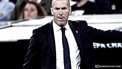 به رئال مادرید خوش برگشتی زیدان