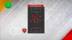 برنامه 90- آنالیز تیم های مدعی لیگ برتر ایران در فصل 97 98 (97 12 20)