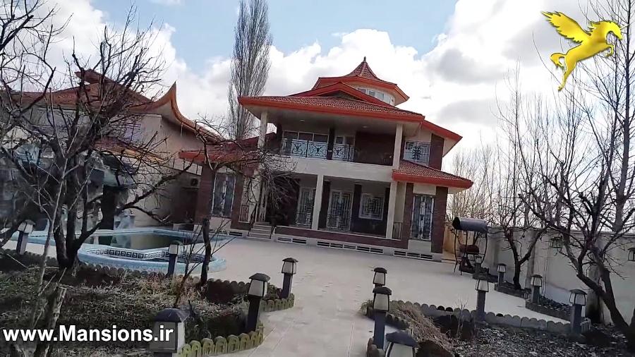 ویلا لوکس، در کردان ، تهران ویلا، 1000 متر
