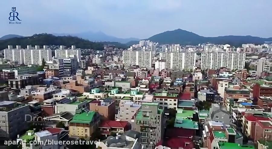 شهر زیبای سئول واقع در كره جنوبی