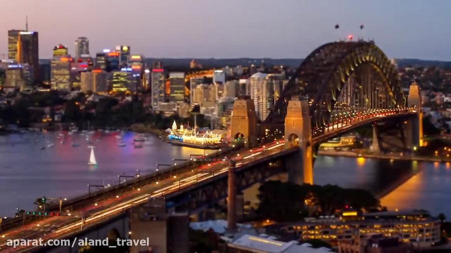 یک دقیقه در سیدنی