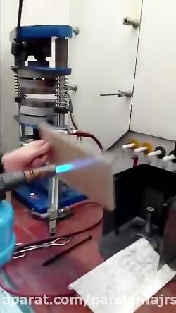 کندسوز کردن چوب در برابر حریق