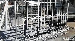 حفاظ در و پنجره و نرده رو دیوار ایلیا حفاظ