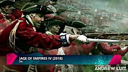 مروری بر سری بازی های Age of Empires 1997-2018 با کیفیت HD
