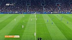 خلاصه لیگ قهرمانان اروپا: یوونتوس 3-0 اتلتیکومادرید   هتریک رونالدو (مجموع 3-2)