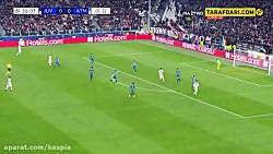خلاصه بازی یوونتوس 3-0 اتلتیکومادرید   هتریک رونالدو