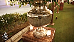 باغ عروسی روژانو گرمدر...