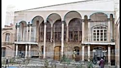 خانه های تاریخی شهر تبر...