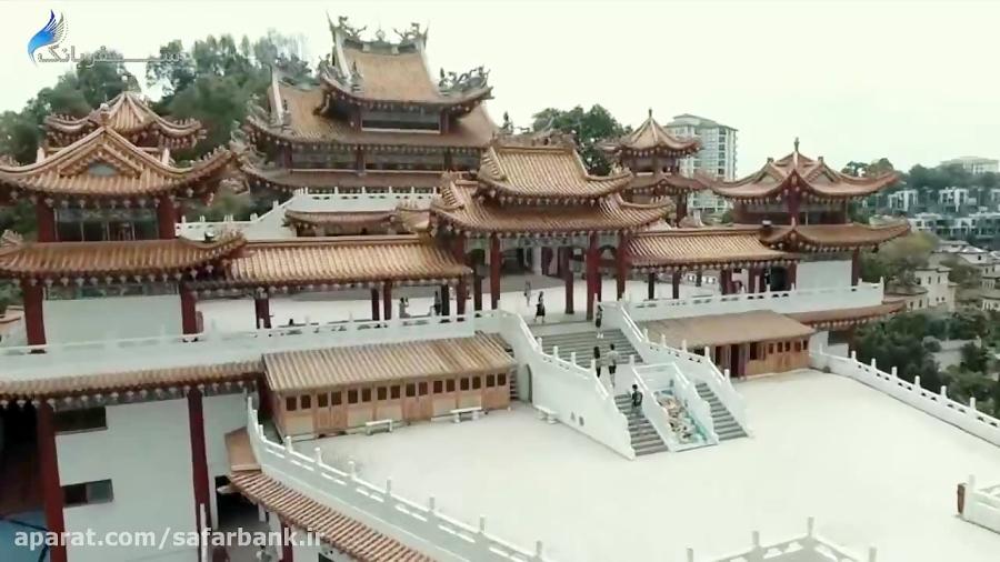 معبد هندو مریامن در کوالالامپور مالزی
