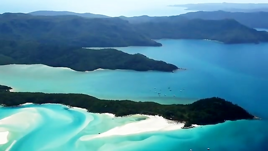 جزایر ویتساندی - کشور استرالیا