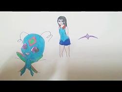 نقاشی من برای چالش میراکلس