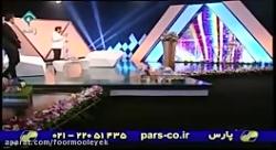 اجرای آهنگ «شوخیه مگه» حمید هیراد روی آنتن زنده توسط سام درخشانی