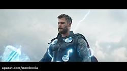 دومین تریلر رسمی فیلم Avengers: Endgame با معرفی کاپیتان مارول منتشر شد
