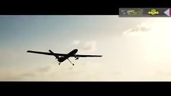 سوپرایز سپاه برای جهان نظامی | پهپادهای هوافضای سپاه