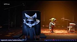 سینمایی انیمیشن کمدی سگ آواز خوان Rock Dog 2016 دوبله فارسی | هدیه عید الزهرا HD