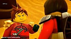 سینمایی انیمیشن لگو نینجا پادشاه مارها دوبله فارسی | هدیه کانال عید الزهرا HD