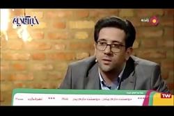انتقاد تند هاشمی طبا از ستاره مربع های رسانه ملی! صداوسیما شده بخت آزمایی!