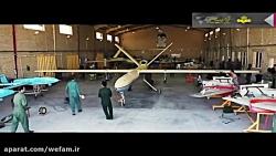 طلوع قدرت هوایی جدید ایران در منطقه